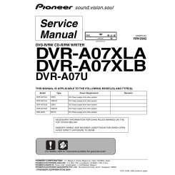 PIONEER DVR-A07U 64BIT DRIVER DOWNLOAD