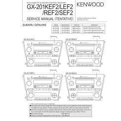Kenwood Gx 201lef2 Service Manual Immediate Download